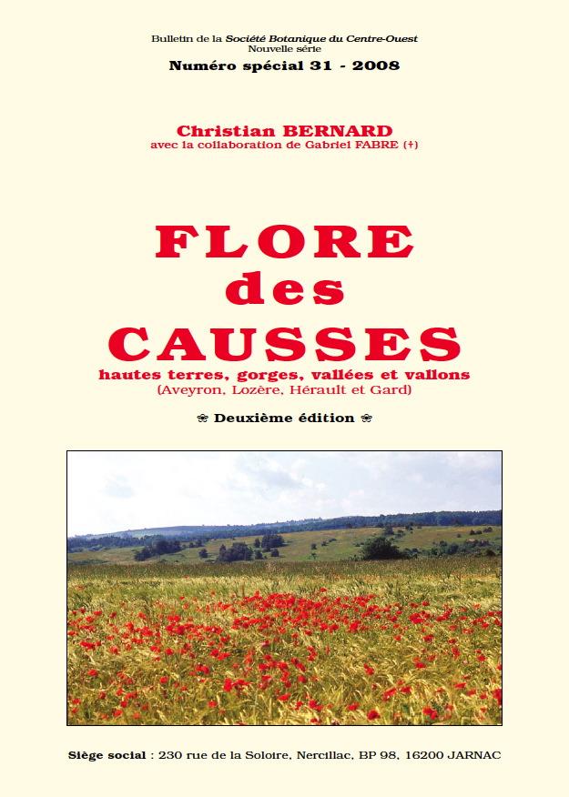 Flore des Causses