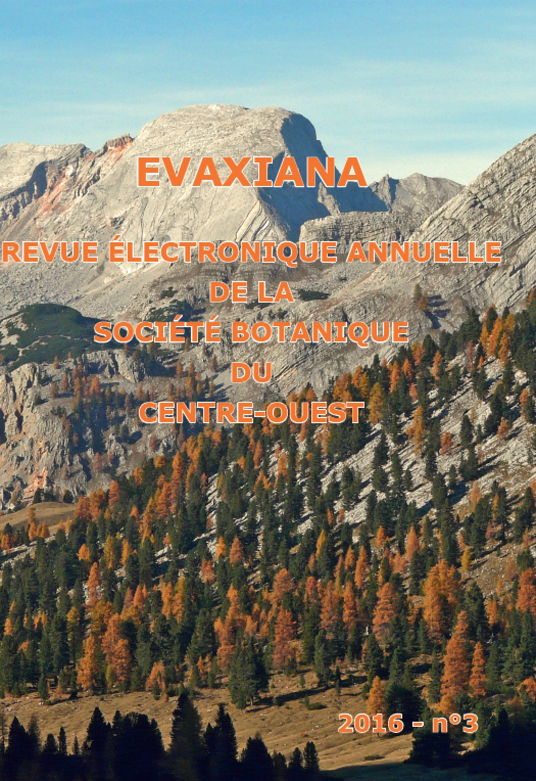 Evaxiana n°3